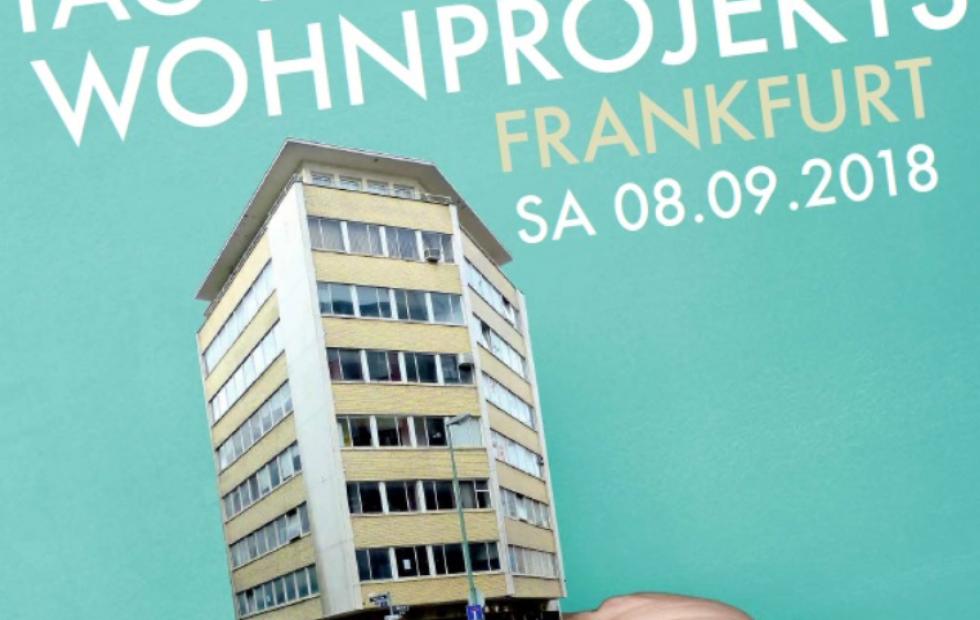 1. Frankfurter Tag des offenen Wohnprojekts